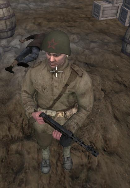 [MP][NW] Napoleonic Zombies Screenshot_13