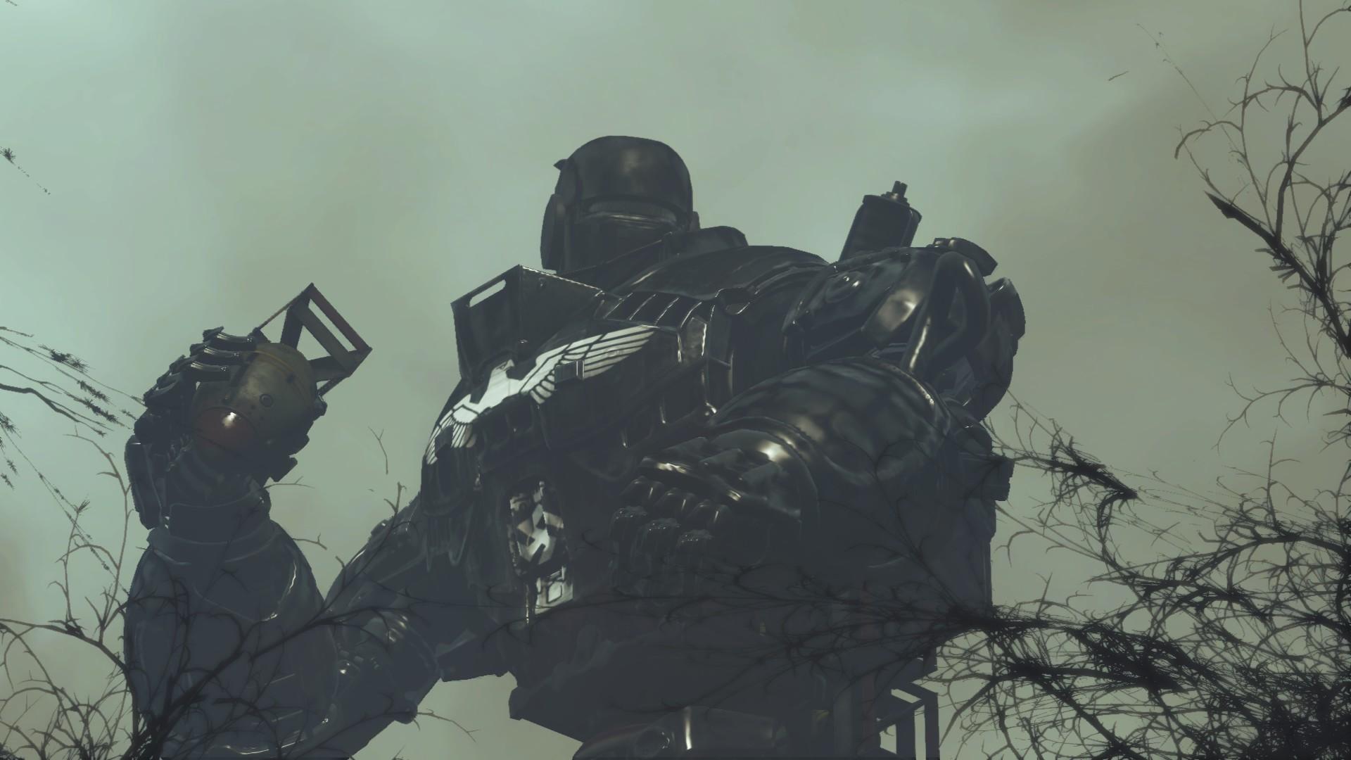 Fallout 4 nazi mod ps4