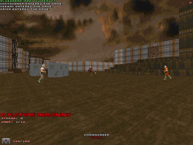 Image 3 Doom Royale With Cheese Mod For Doom Ii Mod Db