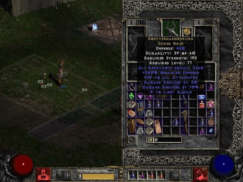 D2:Elements mod for Diablo II - Mod DB