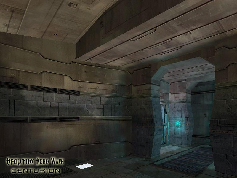 Centurion mod for half life 2 mod db for Half life 2 architecture