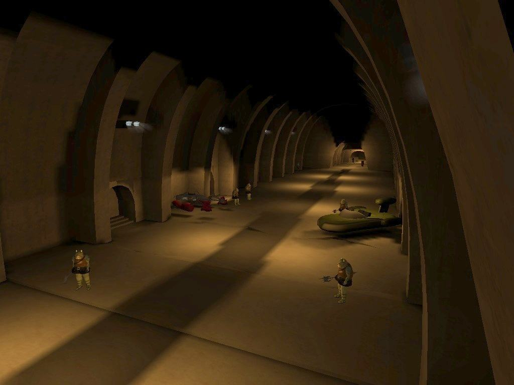 Escape From Jabba S Palace Sp Mission Image Knights Of