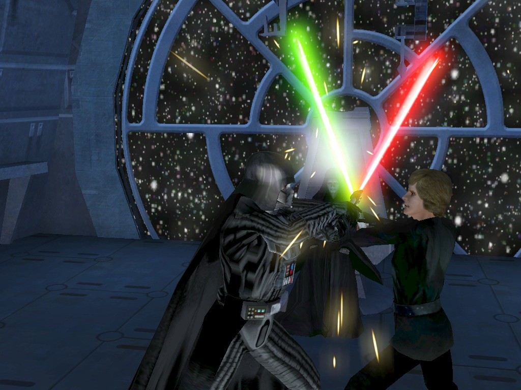 X3a Episode Vi Vader Luke Image Knights Of The Force Mod