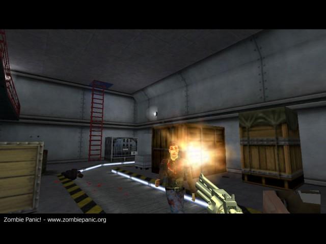 Zombie panic source игра,которая не щядит