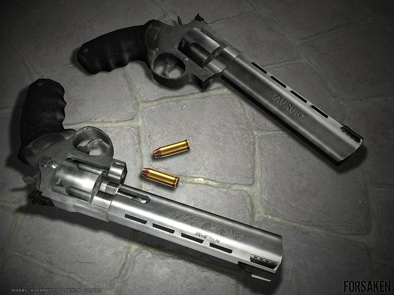 Raging Bull Revolver Bullet