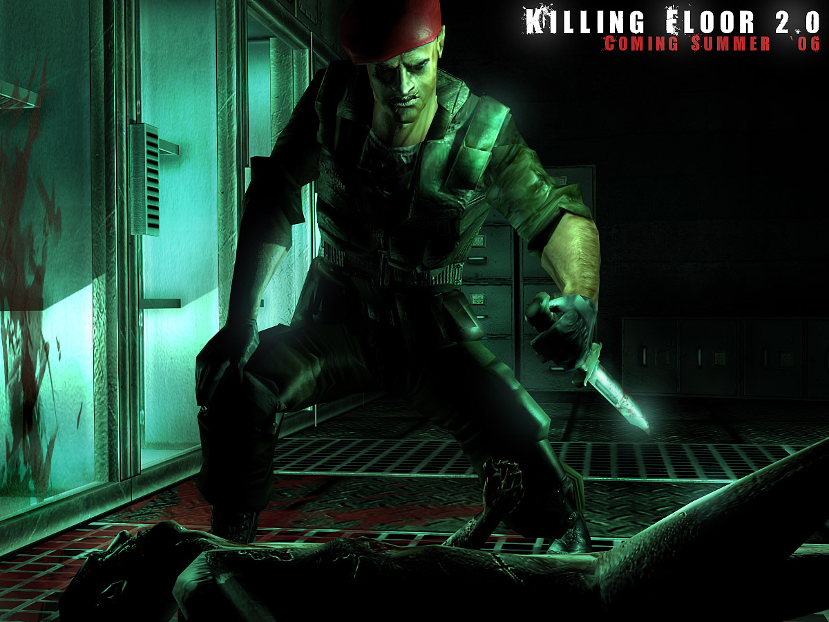 Killing Floor Mod For Unreal