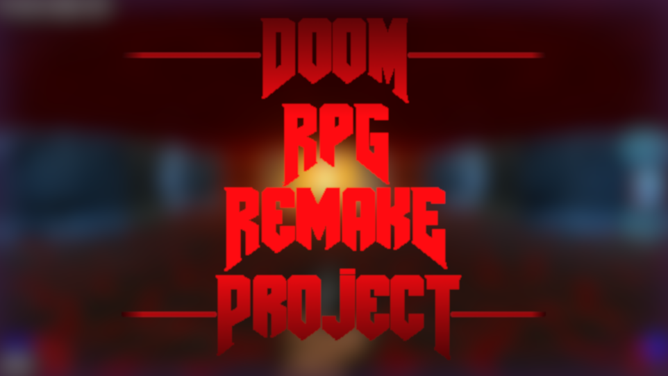 DRRP] Doom RPG Remake Project mod - Mod DB