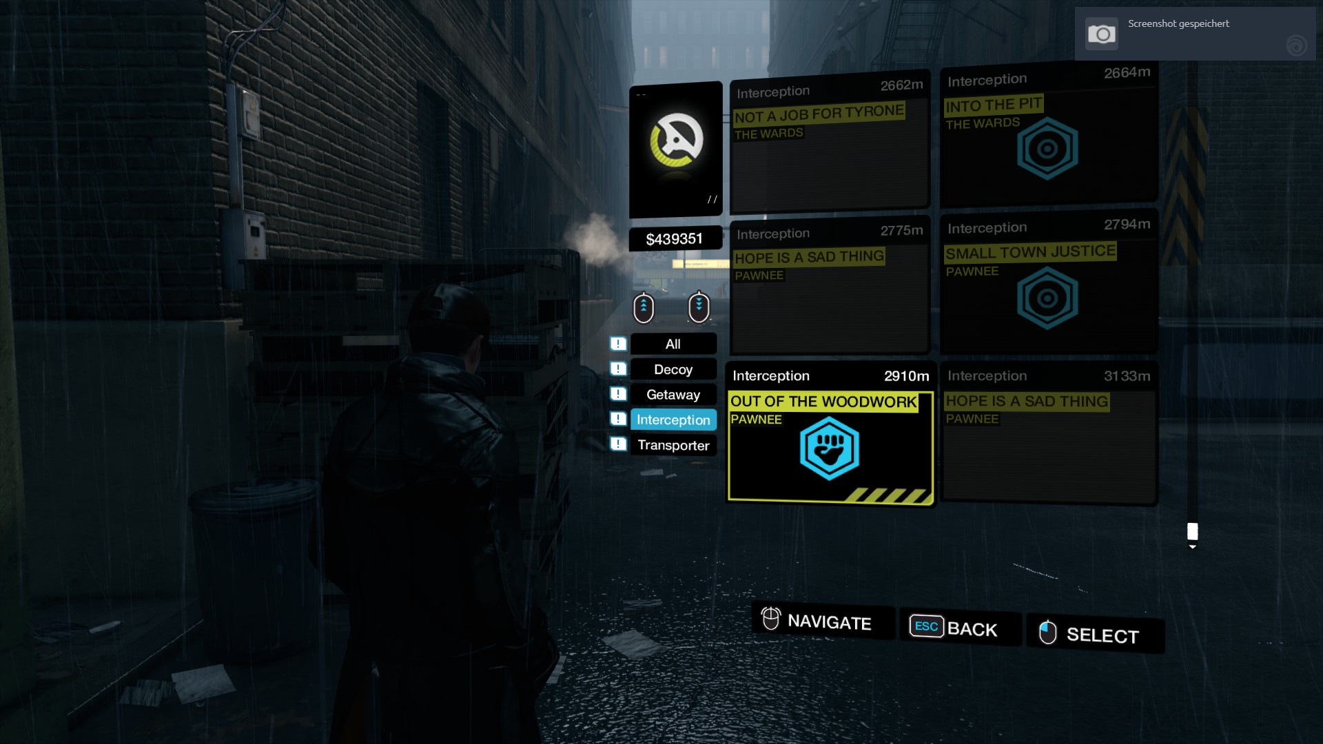 How To Replay Missions In Watch Dogs