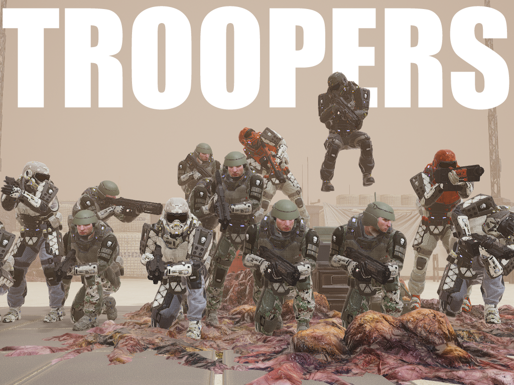 Troopers Mod for Squad - Mod DB