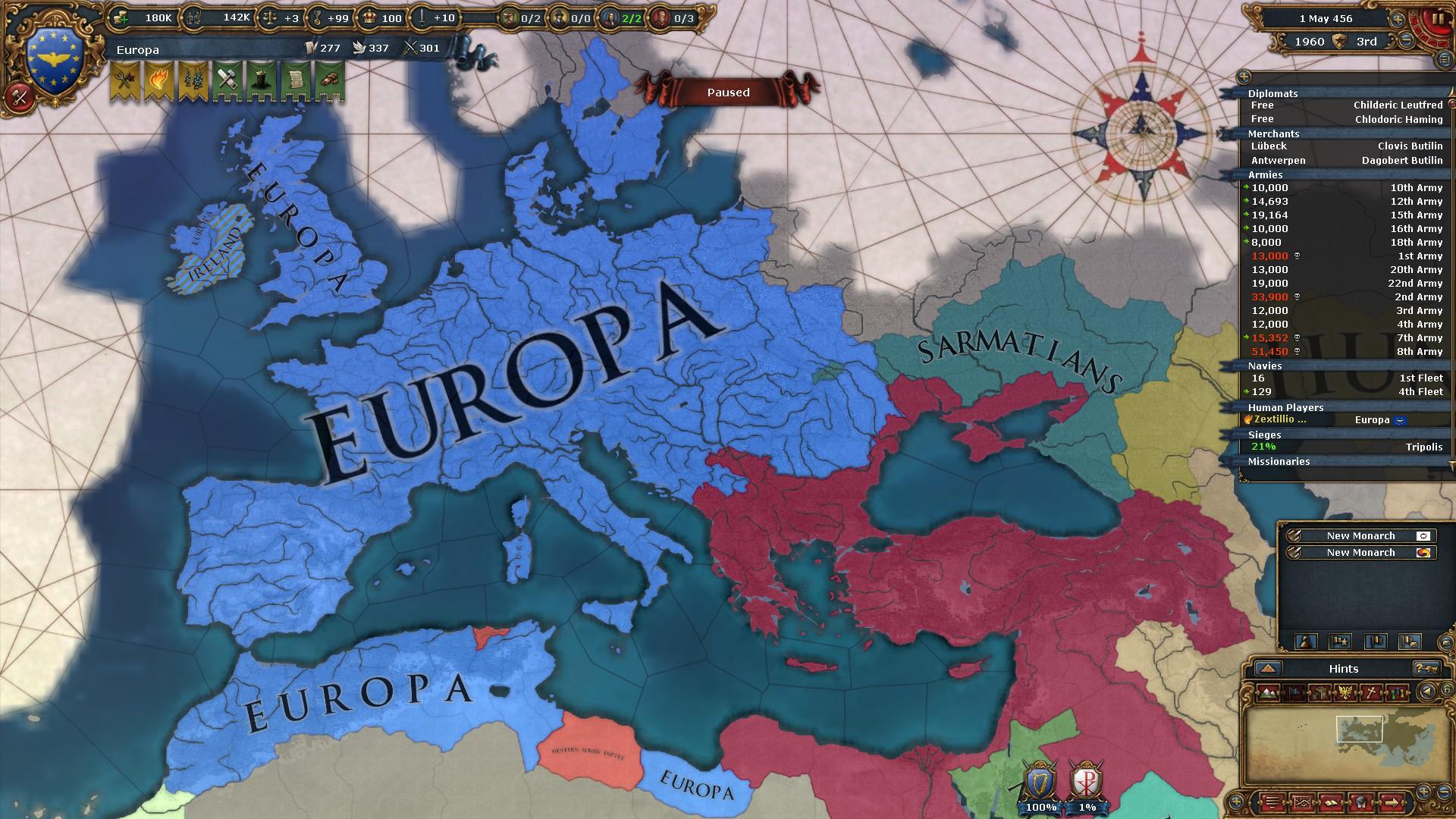Images - Extended Timeline for Eu4 v 1 28 🔥 mod for Europa