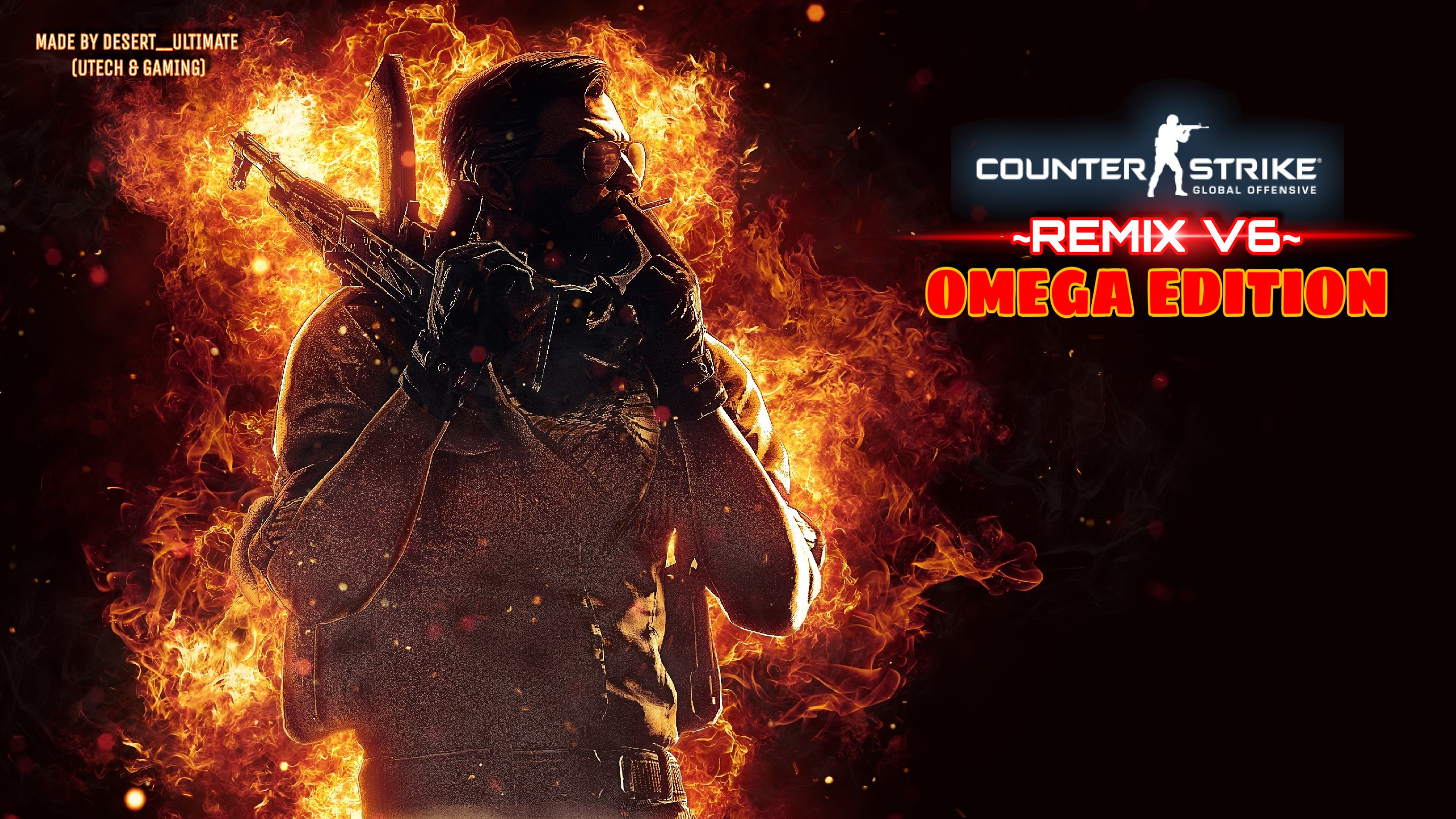 CSGO - ReMiX- V6 : OMEGA EDITION mod for Counter-Strike