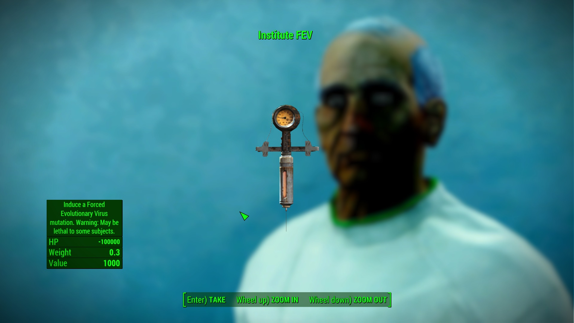 Image 3 - Father Companion - Alternate Ending Option For Fallout 4