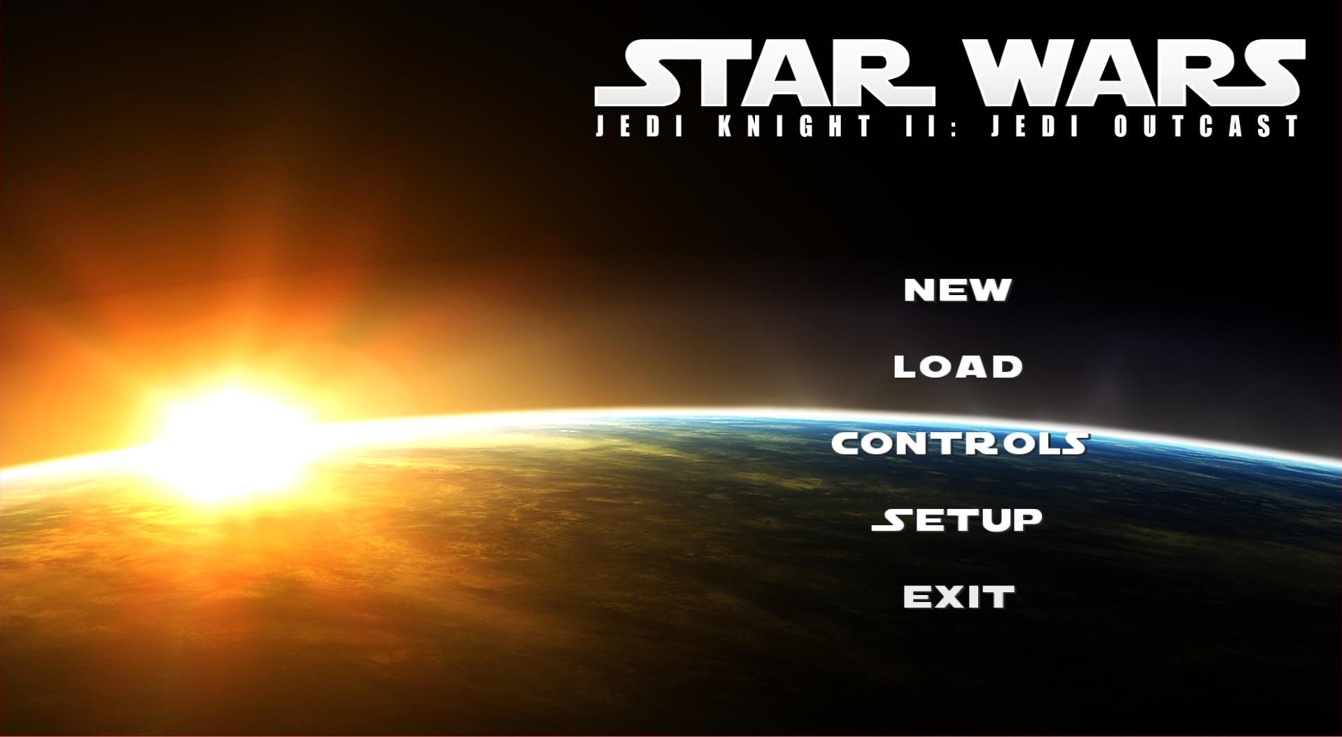 Jedi Outcast Expanded Menu mod - Mod DB
