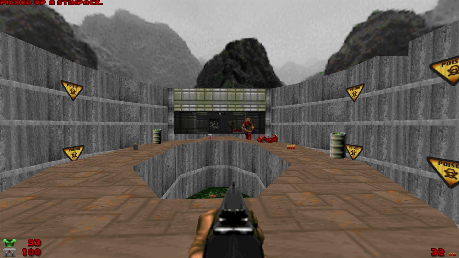 Chaingunner 1 Image Doom Combined Mod For Doom Ii Mod Db