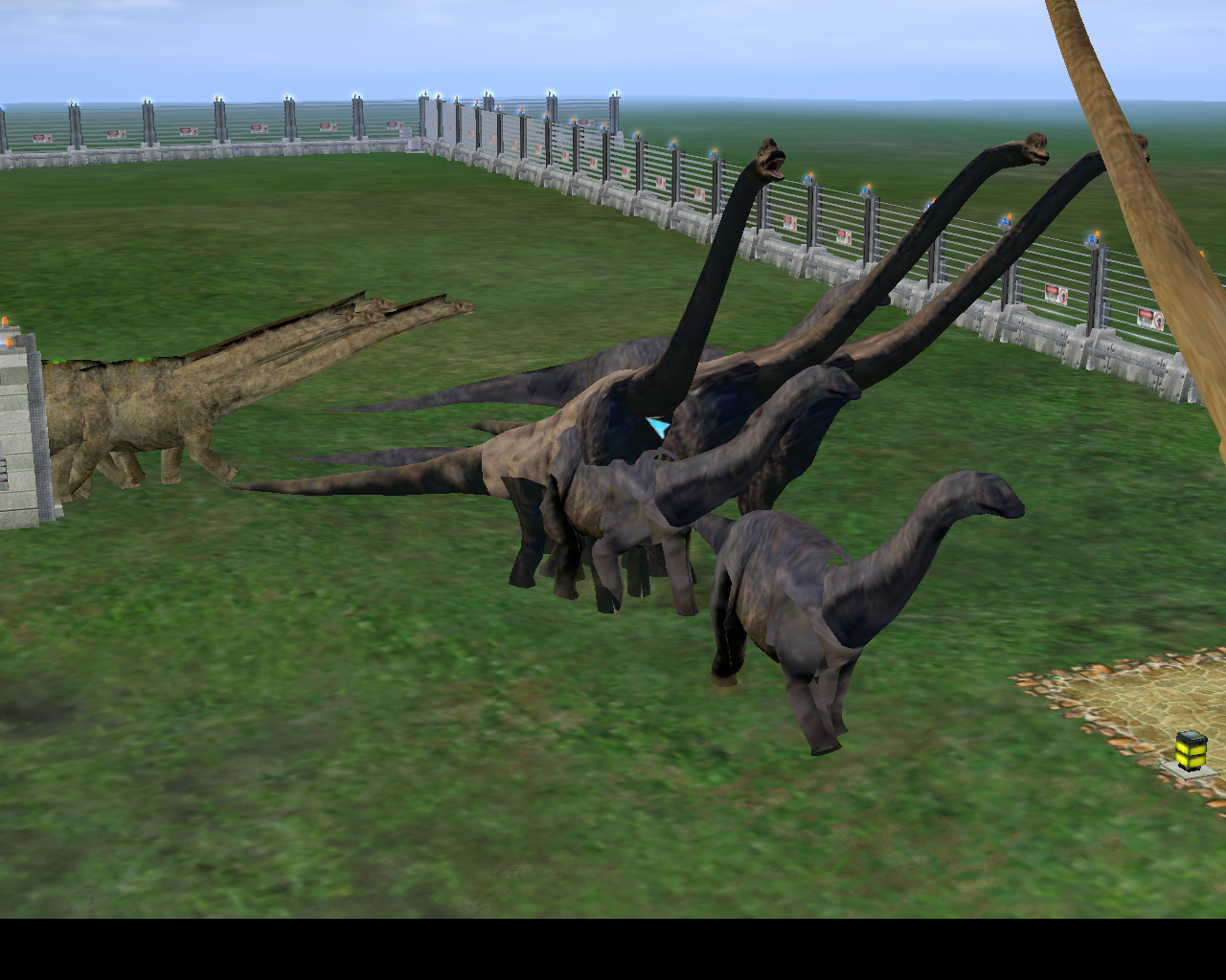 Dreadnoughtus Size Next to other sauropods image - JPOEG