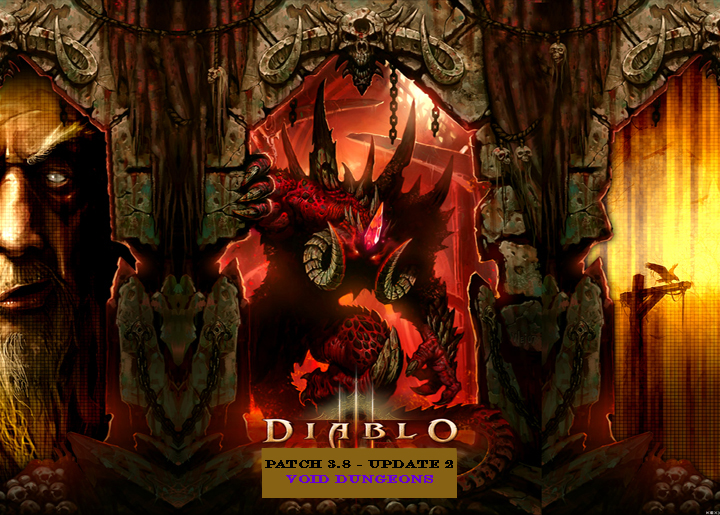 Diablo 2 - Patch 3 8 Final - Void Dungeons (Update 5) mod