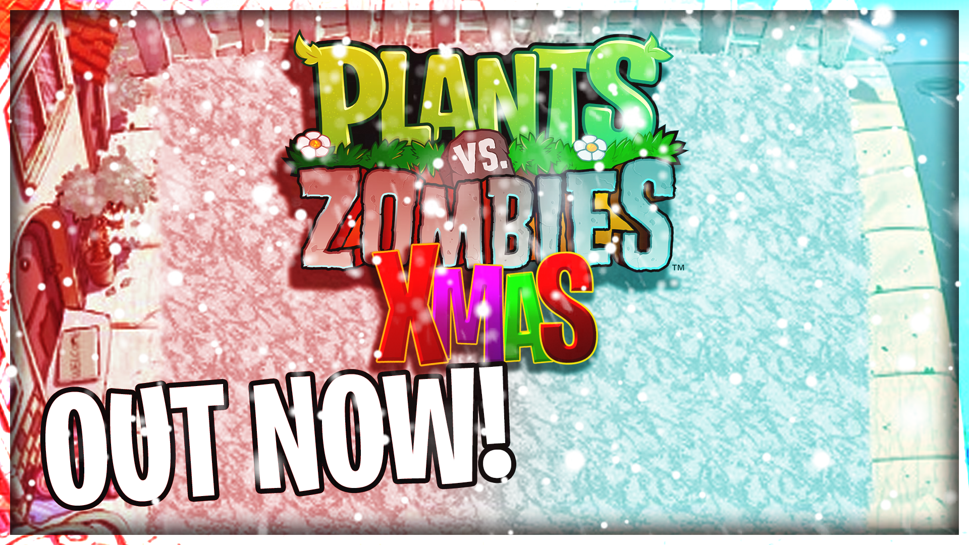 pvzxmasmodoutnow 1 image - Plants vs Zombies Christmas Mod (FULL