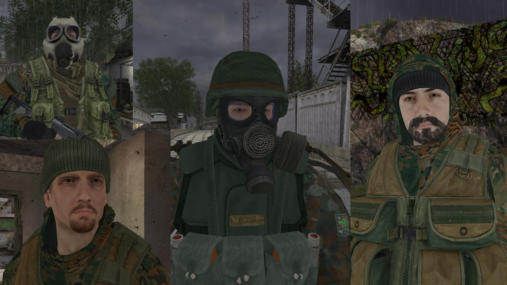 Image 3 Shadow Of Chernobyl Hd Models Addon For S T A L K E R