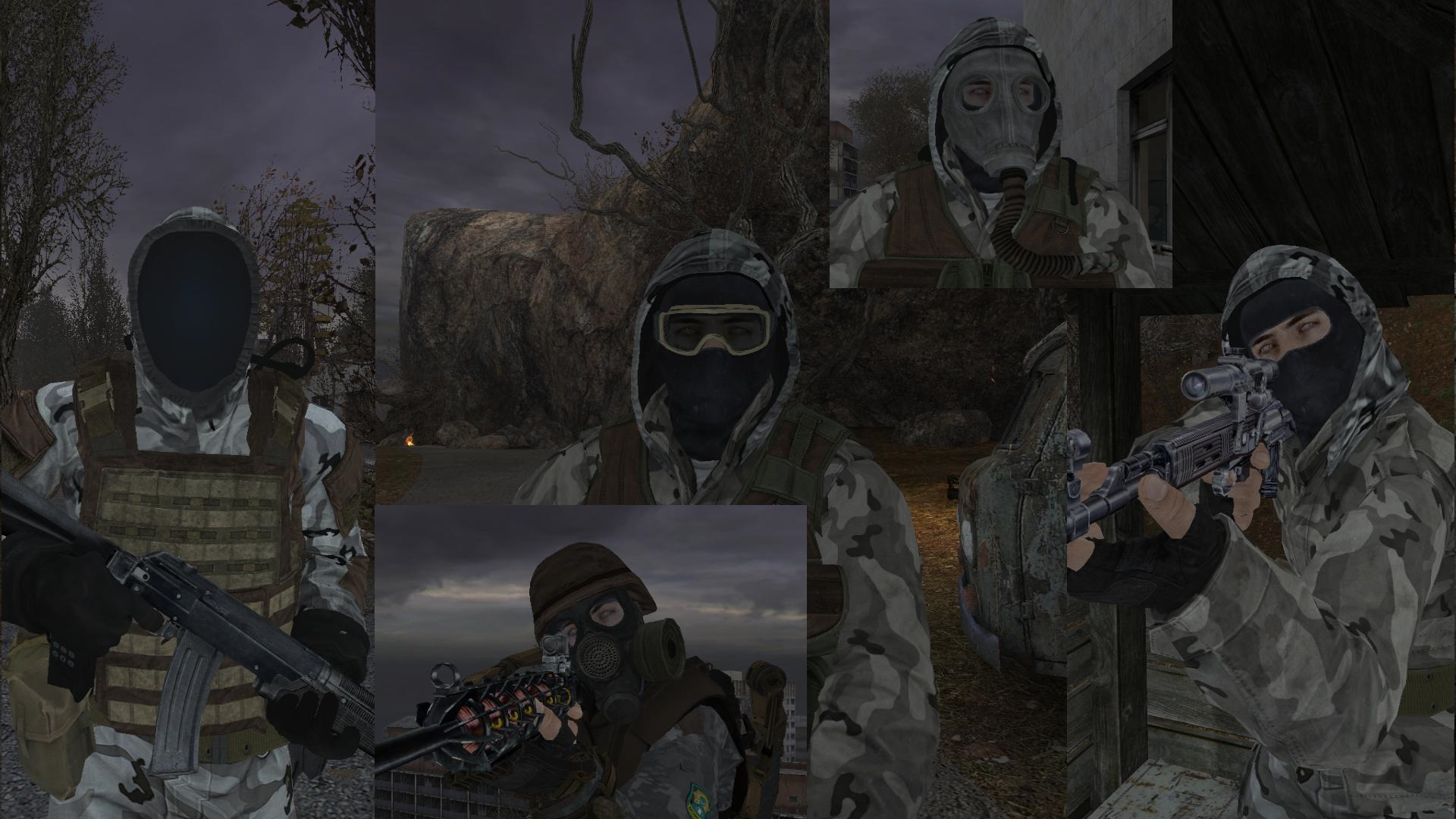 Hd Monolith 10 Image Shadow Of Chernobyl Hd Models Addon For