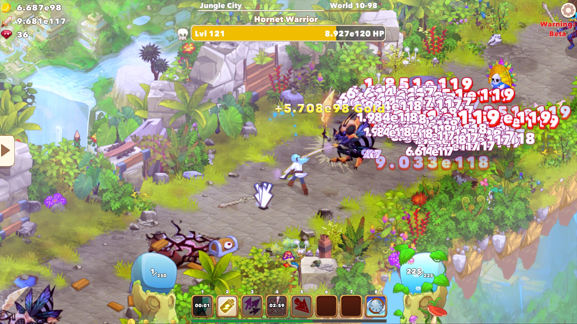Image 1 - Mixed Worlds mod for Clicker Heroes 2 - Mod DB