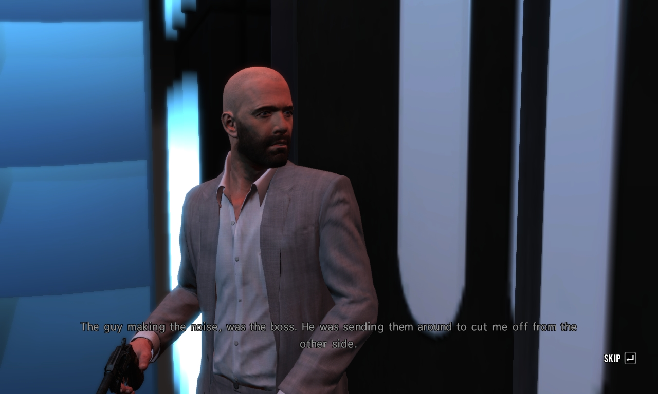 Image 20 Max Payne 3 Improved Face Skinhead Edition By