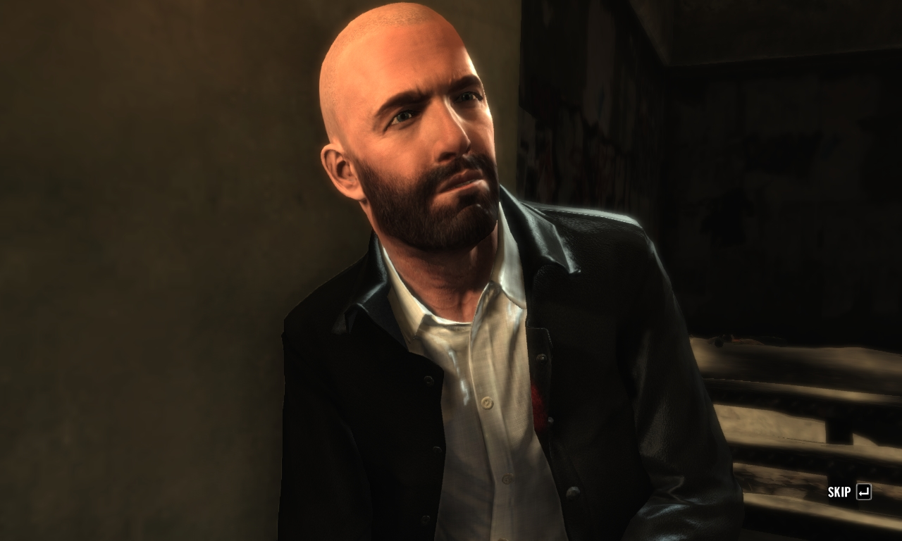Image 24 Max Payne 3 Improved Face Skinhead Edition By