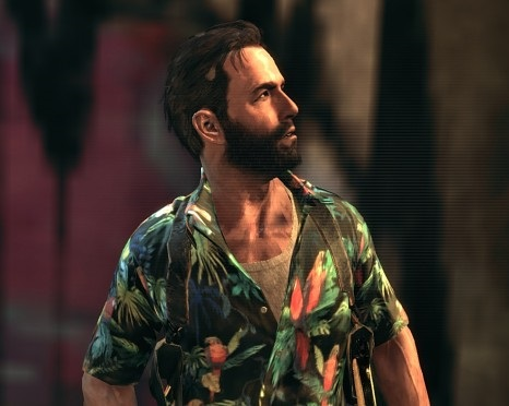 Max Payne 3 Improved Face Hairy Edition By Luanjaguar93 Never