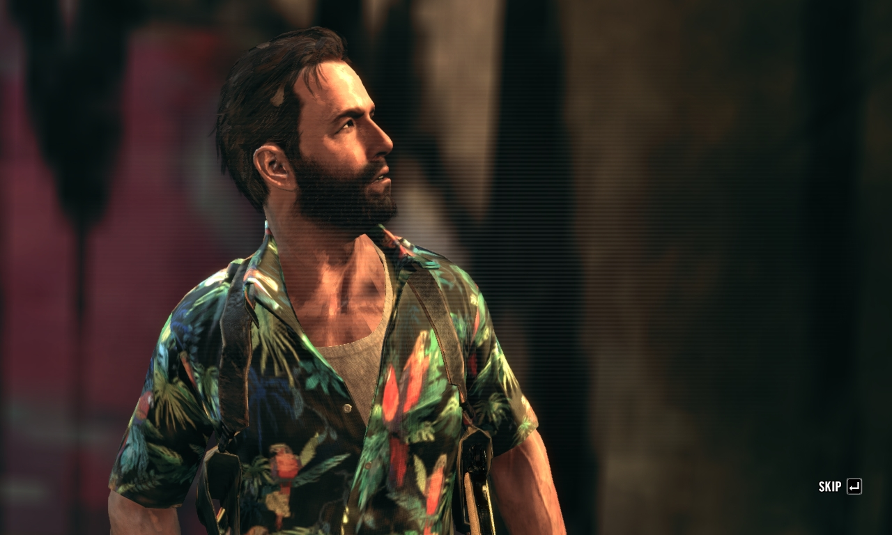 Image 15 Max Payne 3 Improved Face Hairy Edition By