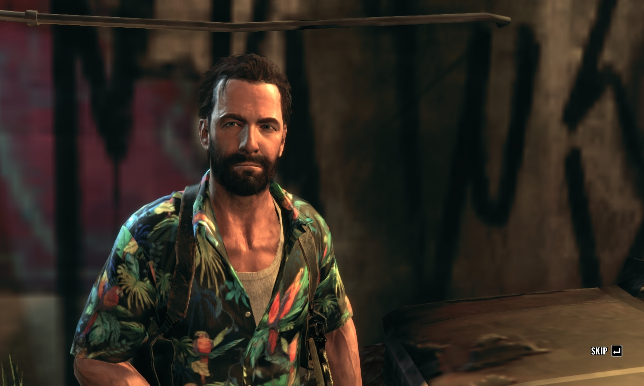 Image 1 Max Payne 3 Improved Face Hairy Edition By
