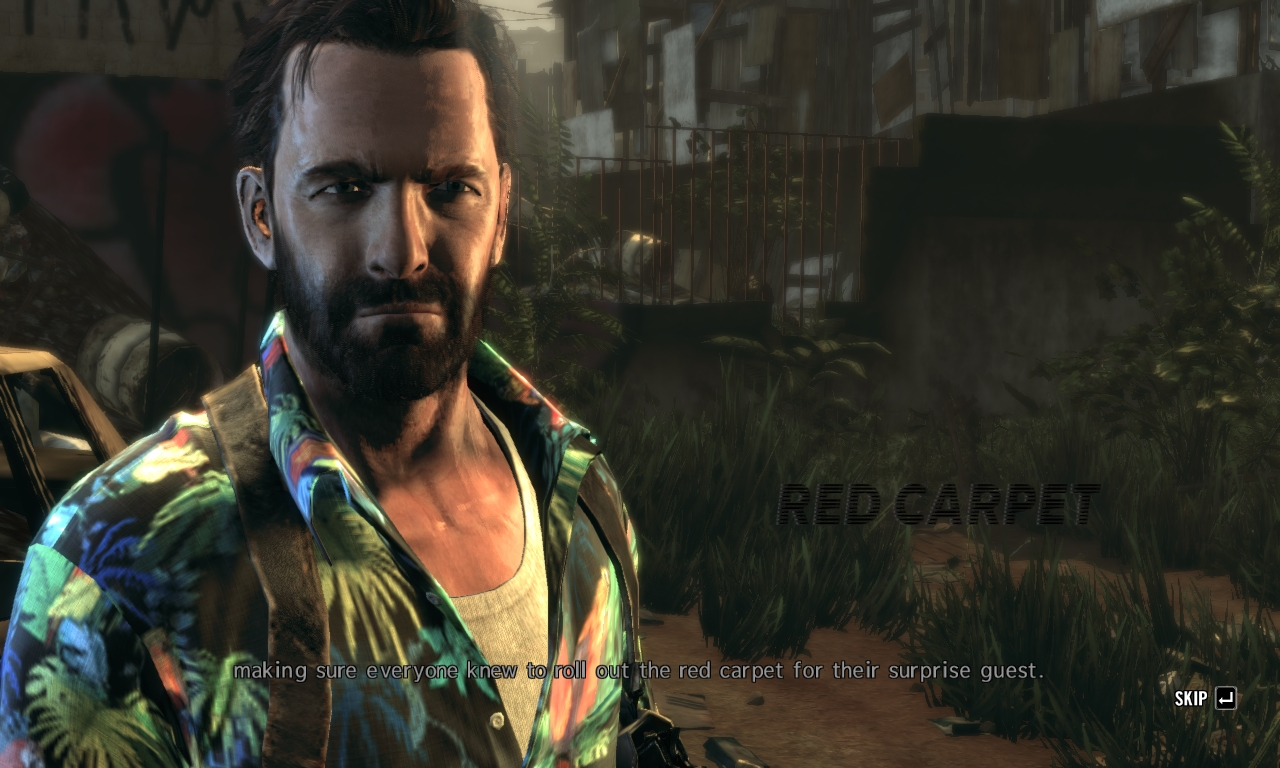 Image 12 Max Payne 3 Improved Face Hairy Edition By
