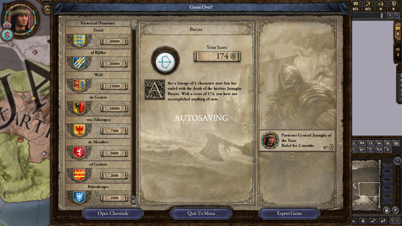 protectored autosave 1 image - Western Protectorate playable! mod
