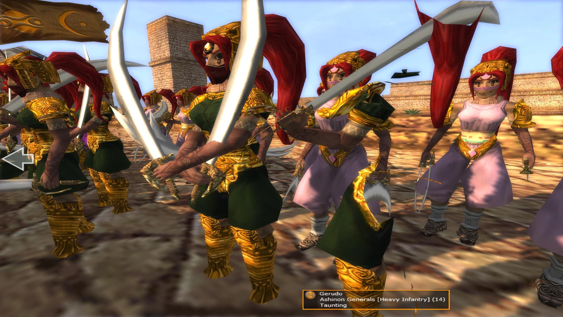 Hyrule Total War Classic Ultimate Mod Mod Db