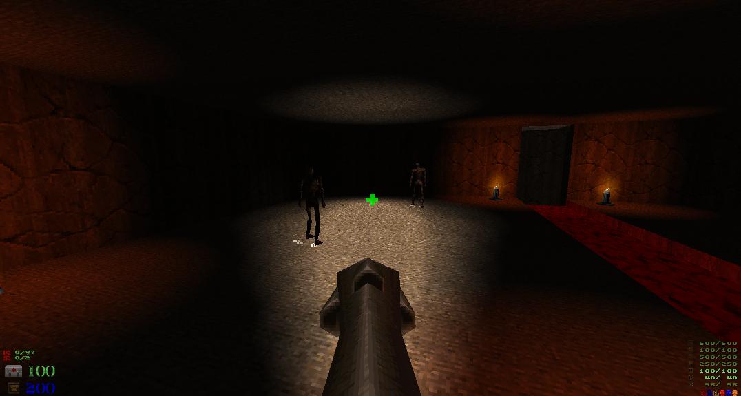 Image 2 - ENHANCED QUAKE SHIT mod for Doom - Mod DB