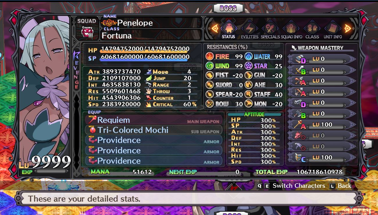 Image 3 - Requiem Mod for Disgaea 5 Complete / 魔界戦記ディスガイア5