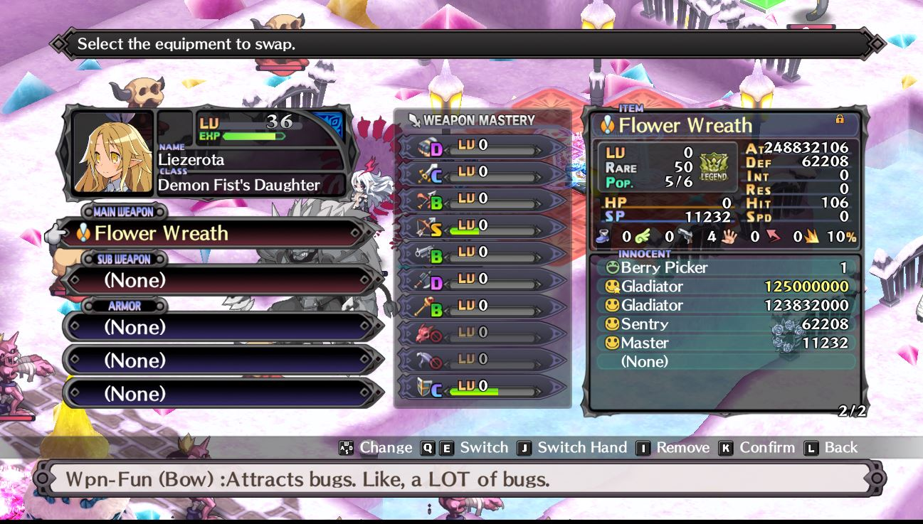 Image 4 - Requiem Mod for Disgaea 5 Complete / 魔界戦記ディスガイア5
