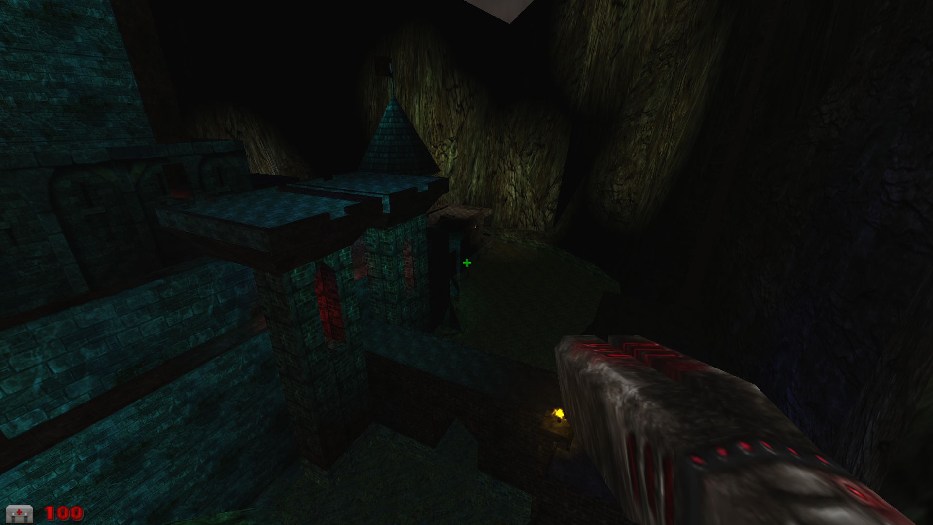 Image 1 - Unreal gold remake in GZDooM engine mod for Doom II - Mod DB