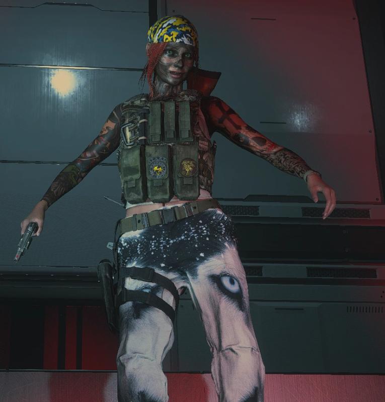 Image 4 - RE2 Remake : Skull pack mod for Resident Evil 2