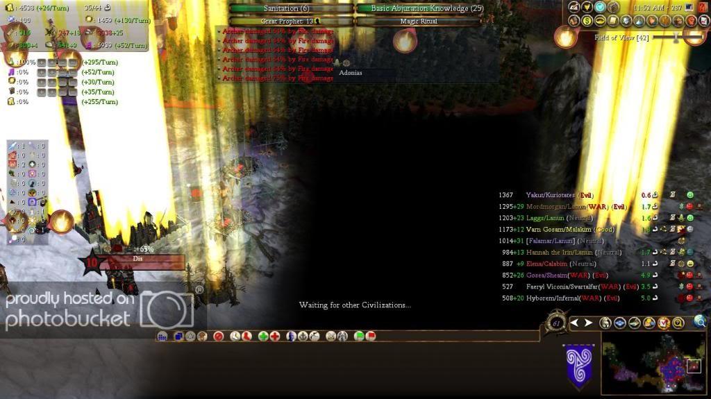 Image 5 - Master of Mana (Xtended) v5 6 mod for Civilization IV