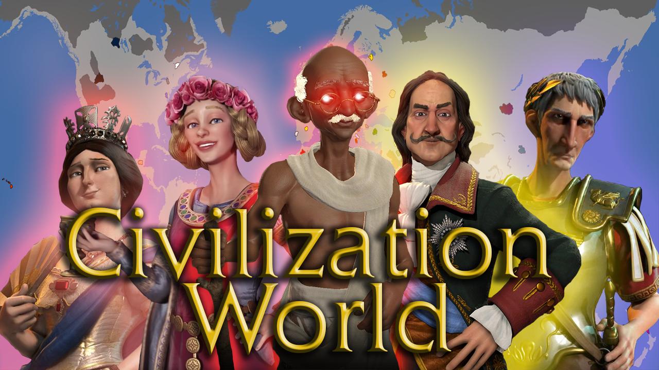 Civilization World mod for Europa Universalis IV - Mod DB