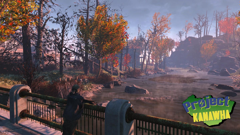 bridge - Fallout 4: Project Kanawha Showcase.