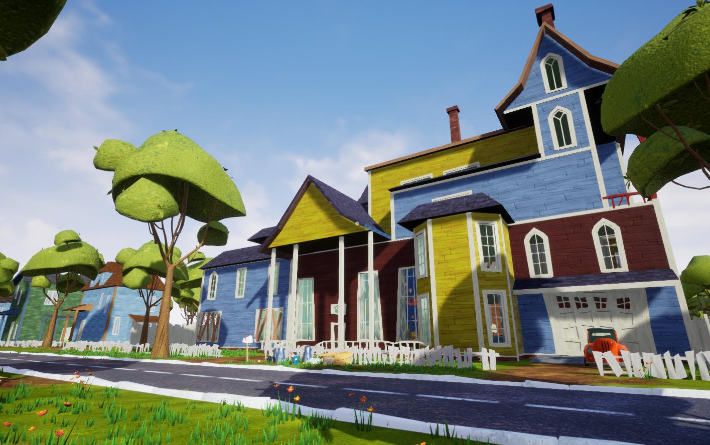 美しい Hello Neighbor House Layout - 私たちはソガトです