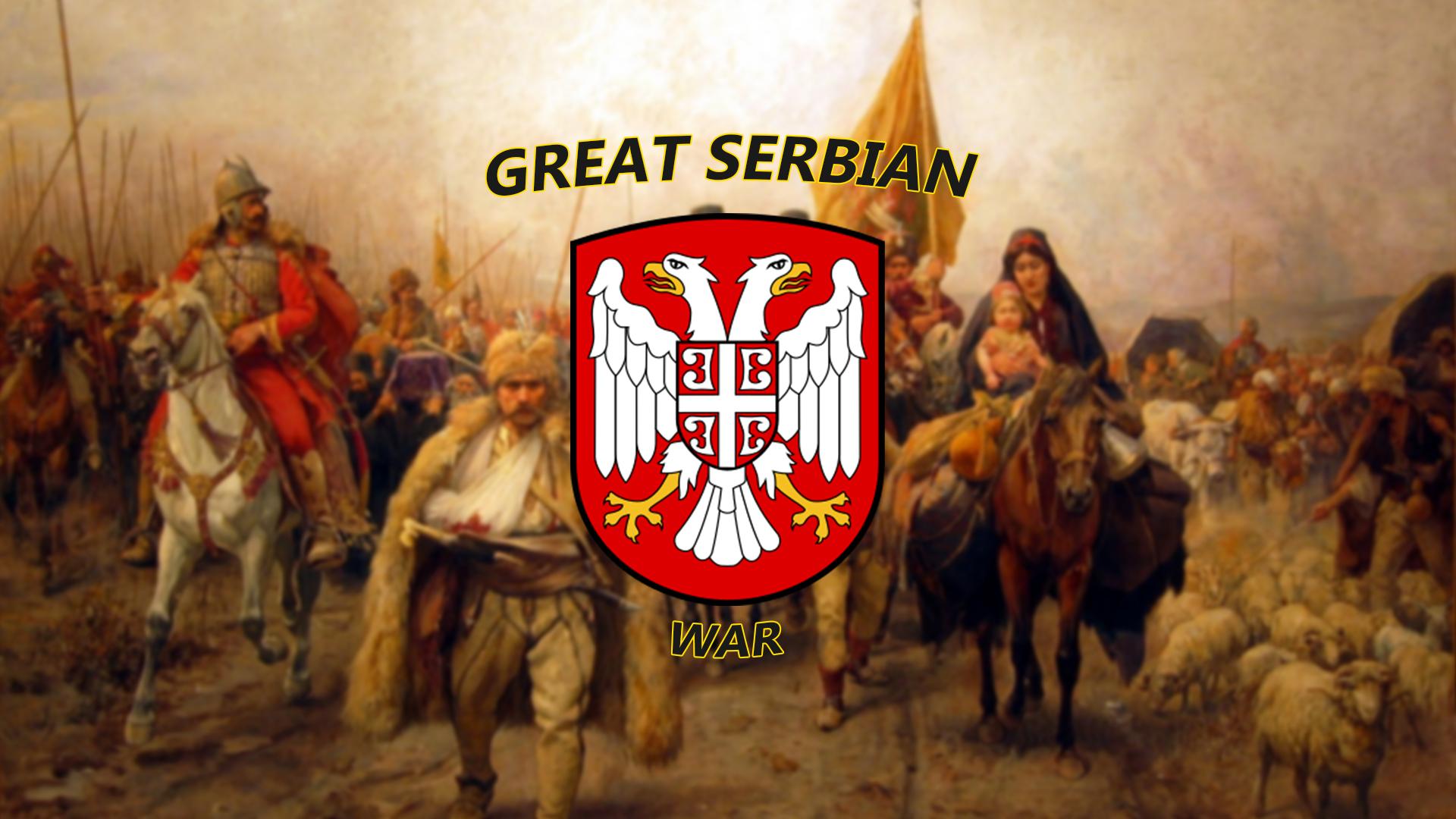 Great Serbian War mod for Hearts of Iron IV - Mod DB
