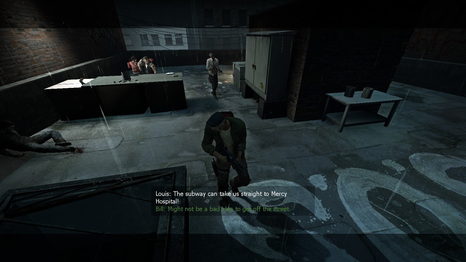 Image 11 - Left 4 Dead Beta Mutation mod for Left 4 Dead 2