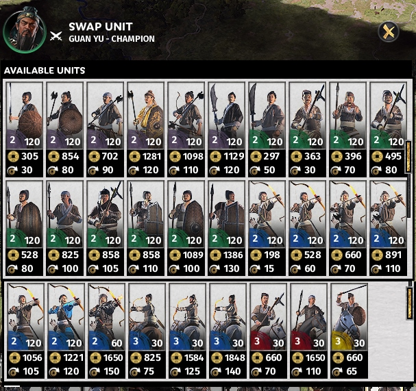 GuanYu image - Invis: Total war 3 kingdoms Realism mod for