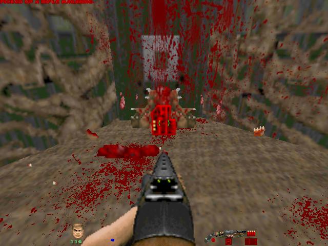 Doom 2 hell on Earth: map01 updated mod - Mod DB