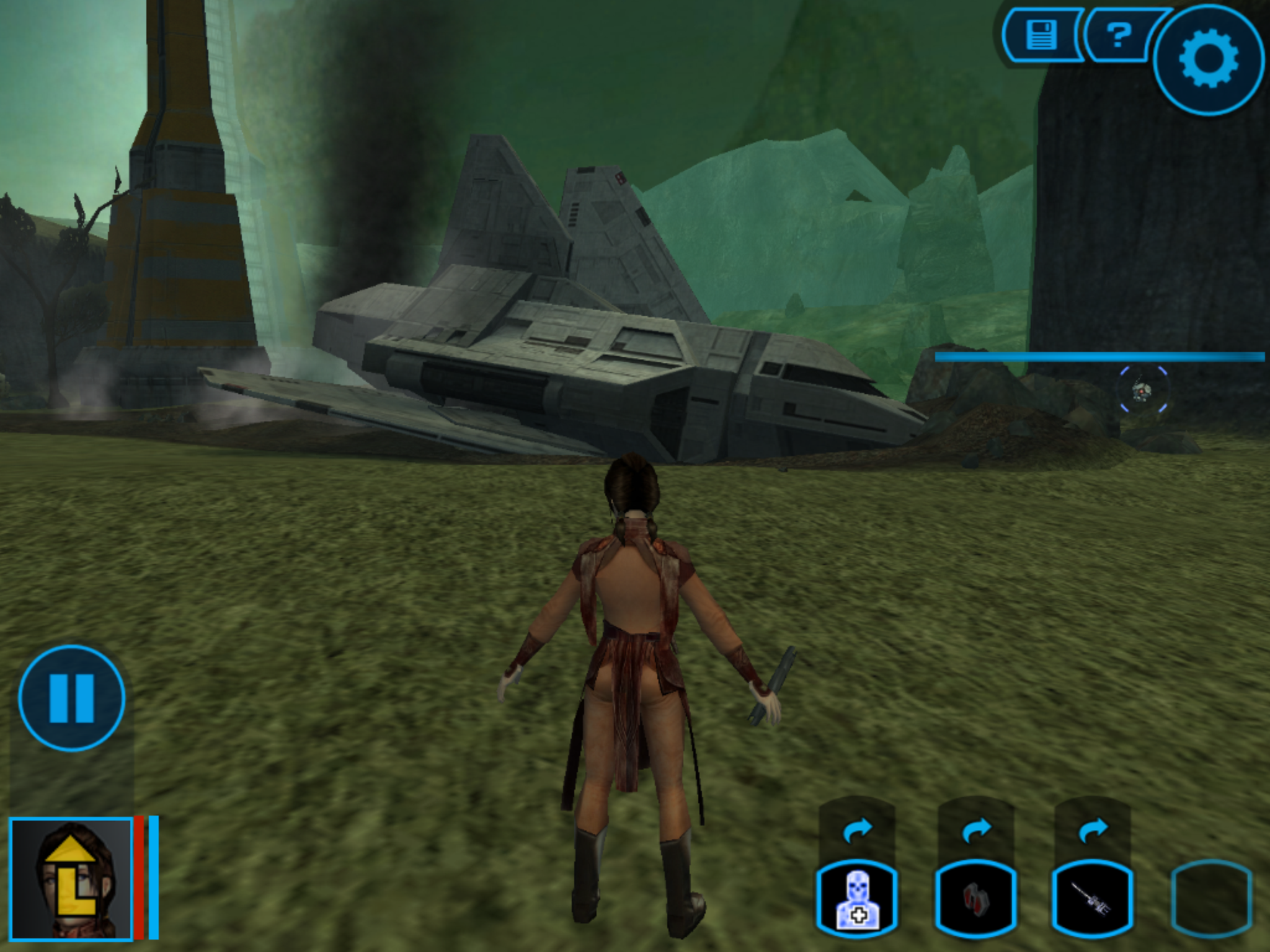 Kotor Mobile Mods