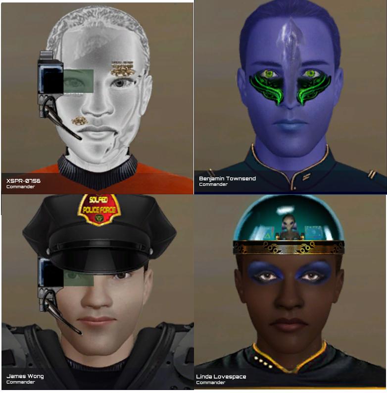 New Facegen graphics for Pioneer Space Simulator mod - Mod DB