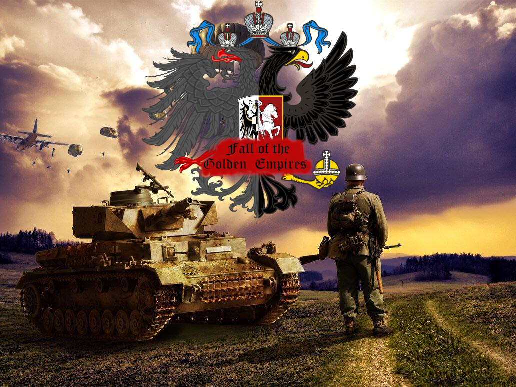 Fall of the Golden Empires mod for Hearts of Iron IV - Mod DB