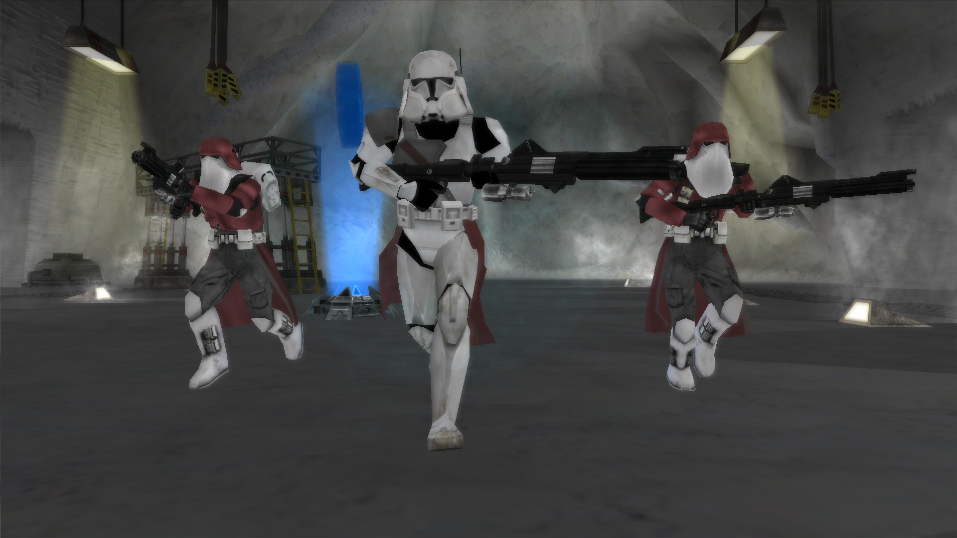 21st Nova Corps On Hoth Image Krypticelement Era Mod For