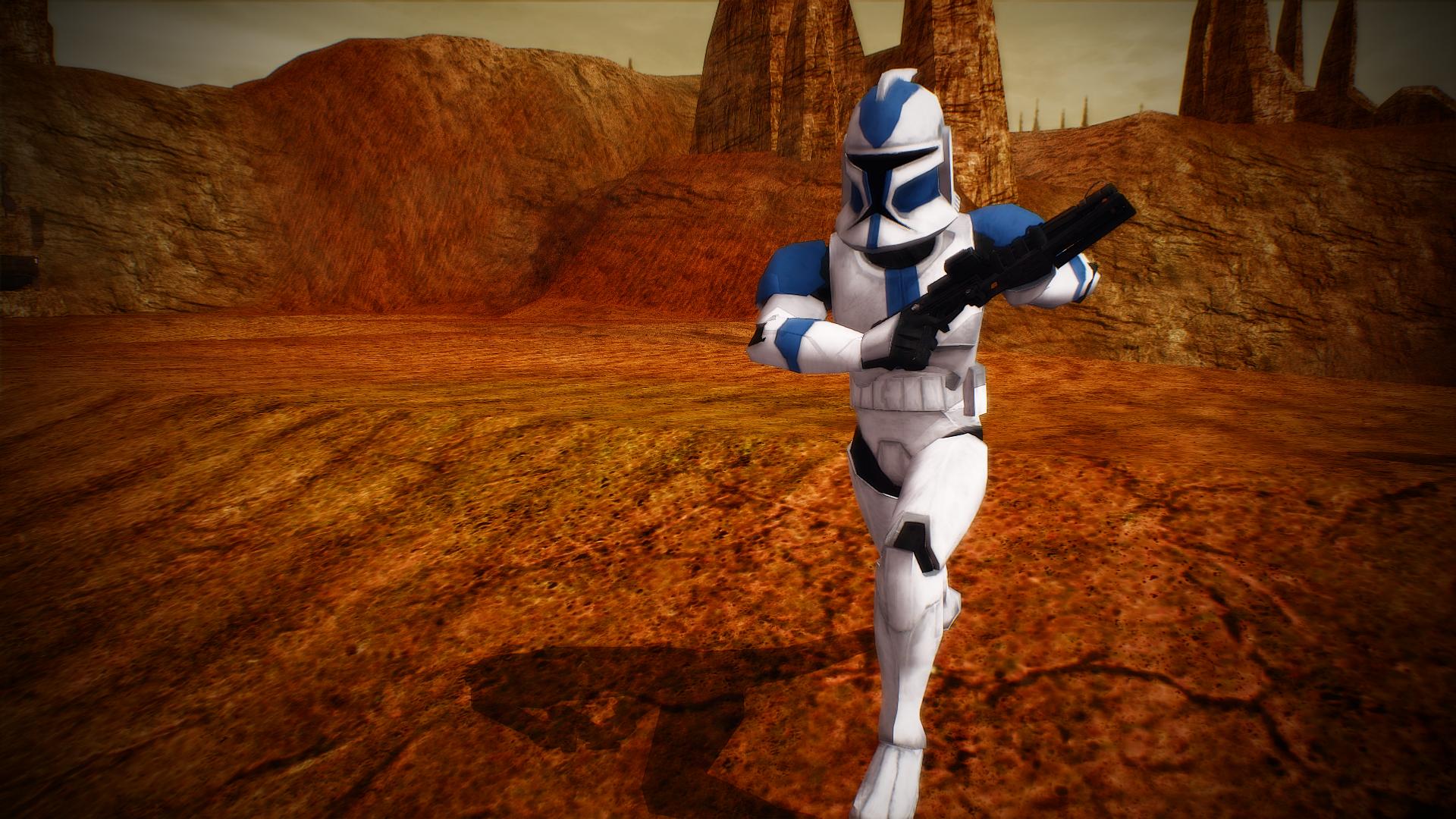 501st Clone Trooper Phase 1 Image Gongasleet Era Mod For Star Wars Battlefront Ii Mod Db